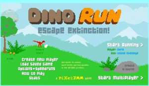 3.Dino Run