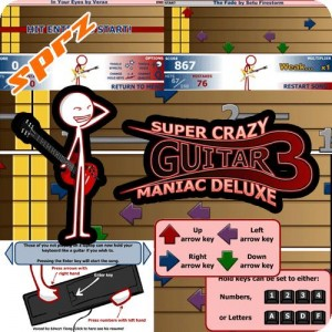 5.Super Crazy Guitar Maniac 3