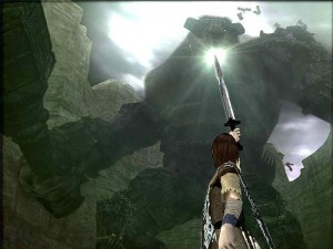 1.Shadow of the Colossus