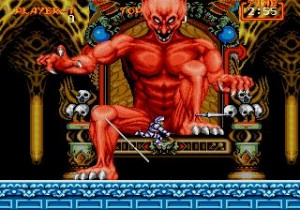 1.Super Ghouls and Ghosts