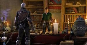 1.The Elder Scrolls Online