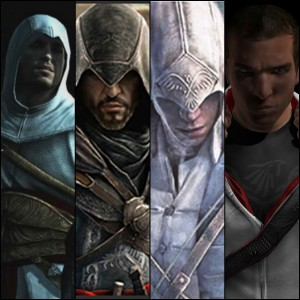 10. The Assassin's Creed Series