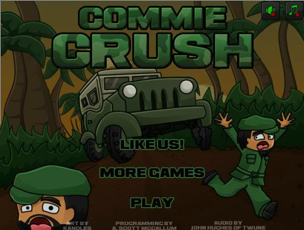 10.Commie Crusher