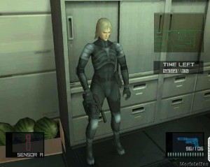 10.Metal Gear Solid Sons of Liberty