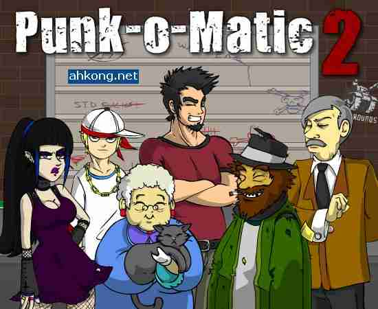 10.Punk-O-Matic 2