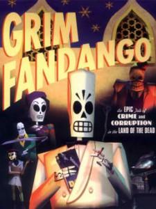 2.Grim Fandango