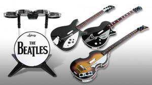 3.Beatles Rock Band