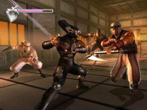 3.Ninja Gaiden Black