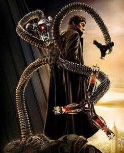 3.You Become Doc Ock
