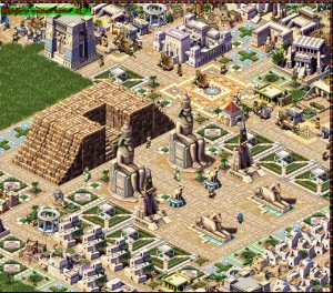 4.A lot of God Games delved into history