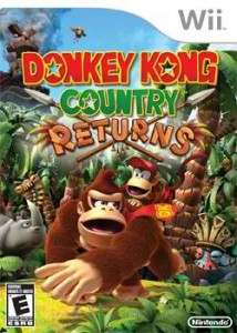 5.Donkey Kong Returns