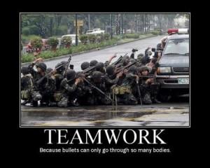 6.Teamwork