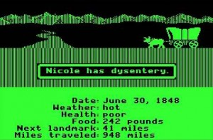 7.The Oregon Trail