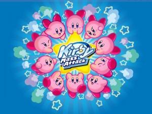 8.Kirby Mass Attack