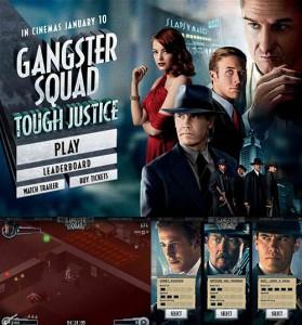 9.Gangster Squad