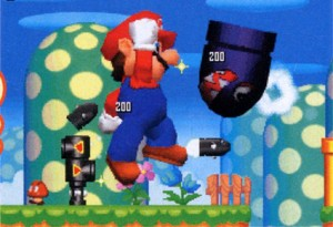 9.Super Mario Brothers DS