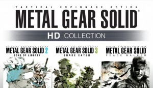9.The Metal Gear Solid Series