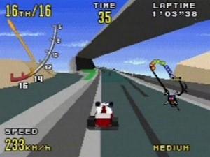 9.Virtua Racing