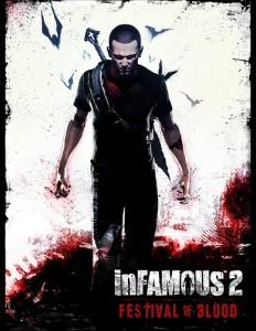 3. Infamous 2 Festival of Blood
