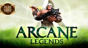 6. Arcane Legends