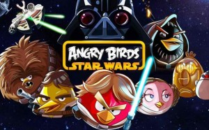 7. Angry Birds Star Wars