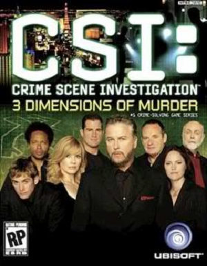 CSI 3 Dimensions of Murder
