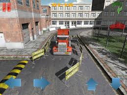 Truck Park And Drive Simulator
