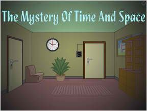 Mystery of Time and Space